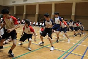 体力テスト2